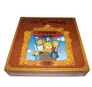 The Simpsons Seasons 1-25 DVD Boxset