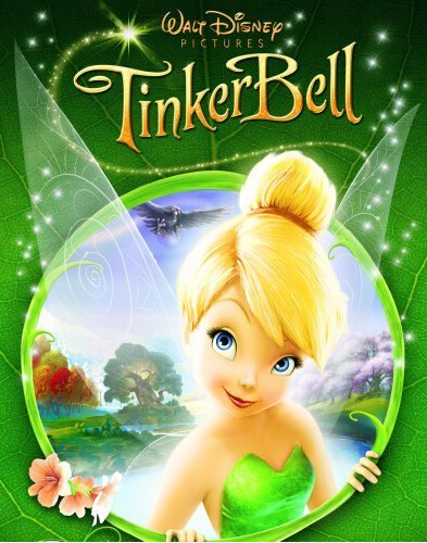 Tinker Bell DVD Boxset Collections