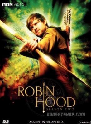 Robin Hood Season 1 DVD Boxset