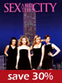Sex And The City Seasons 1-6 DVD Boxset