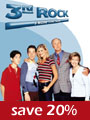 3rd Rock From The Sun Complete Seasons 1-6 DVD Boxset
