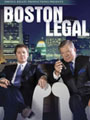 Boston Legal Seasons 1-5 DVD Boxset