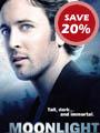 Moonlight Season 1 DVD Boxset