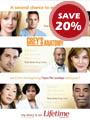 Grey's Anatomy Seasons 1-4 DVD Boxset