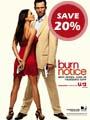 Burn Notice Complete Seasons 1-2 DVD Boxset