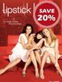 Lipstick Jungle Seasons 1-2 DVD Boxset