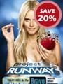 Project Runway Seasons 1-5 DVD Boxset