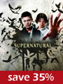 Supernatural Seasons 1-3 DVD Boxset