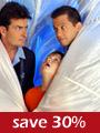 Two and a Half Men Seasons 1-5 DVD Boxset