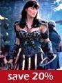 Xena: Warrior Princess Season 1-6 DVD Boxset