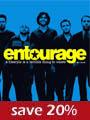 Entourage Seasons 1-5 DVD Boxset