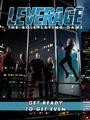 Leverage Seasons 1-4 DVD Boxset