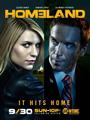 Homeland Seasons 1-2 DVD Boxset