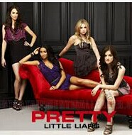 Pretty Little Liars Seasons 1-4 DVD Boxset