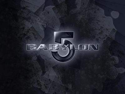 Babylon 5 Seasons 1-5 DVD Boxset