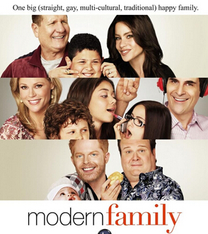 Modern Family Seasons 1-5 DVD Boxset