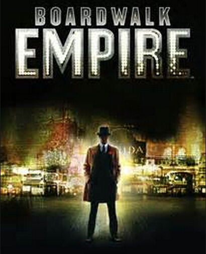 Boardwalk Empire Seasons 1-5 DVD Boxset