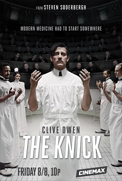 The Knick season 1 DVD Boxset