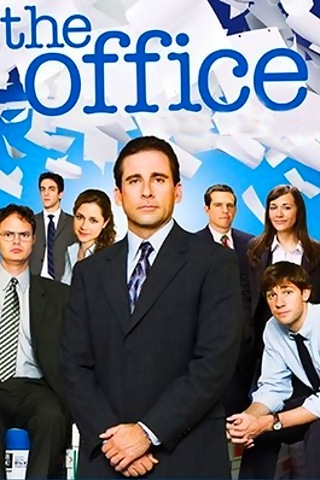The office Seasons 1-9 DVD Boxset