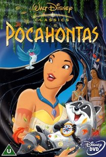Pocahontas I & II Journey to a New World DVD Boxset