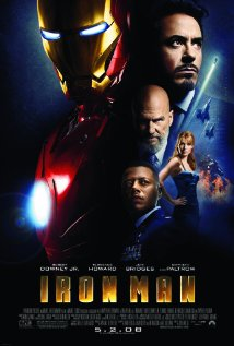 Iron Man 1-3 [Blu-ray]