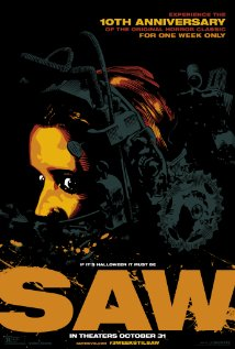 Saw Complete 1-7 DVD Boxset [Blu-ray]