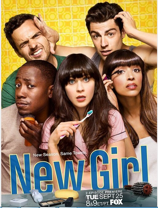 New Girl Seasons 1-3 DVD Boxset