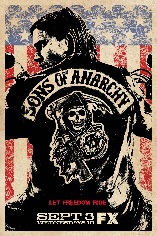 sons of anarchy seasons 1-2 dvd box set