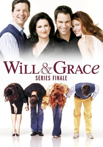 will and grace seasons 1-8 dvd box set