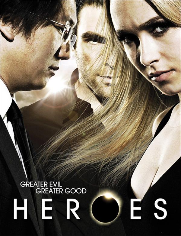 Heroes Season 4 DVD Boxset