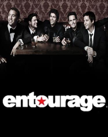 entourage seasons 1-3 dvd box set