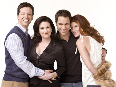 Will and Grace seasons 1-8 dvd boxset